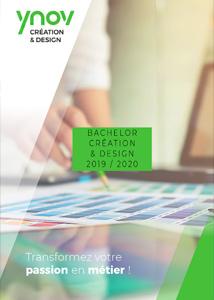 brochure école de graphisme